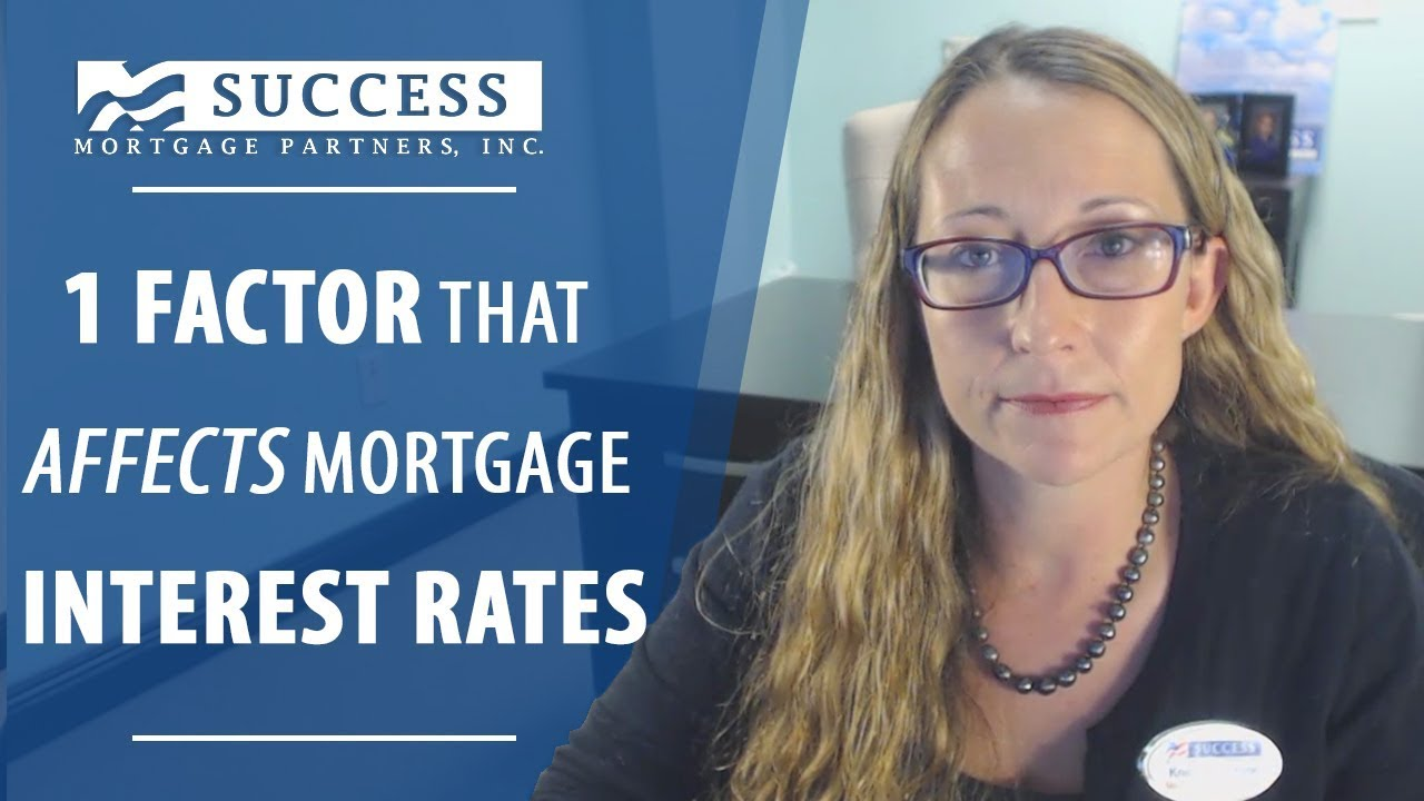 Which Factors Affect Mortgage Interest Rates?