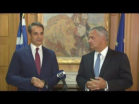 Κ. Μητσοτάκης: Η αναβάθμιση του πρωτογενούς τομέα, κεντρική πολιτική προτεραιότητα