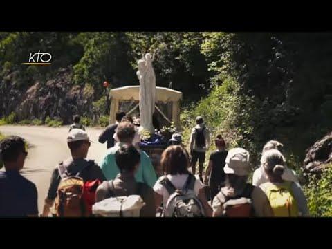 La calèche de Marie sillonne la France