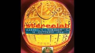 Stereolab 19940918 Maxwell's, Hoboken, NJ