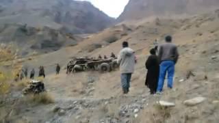 Этот случай был в горах Таджикистан