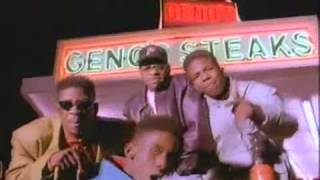 Boyz II Men - Motown Philly & Another Bad Creation - Iesha Remix - Bolivia 90s 4Ever