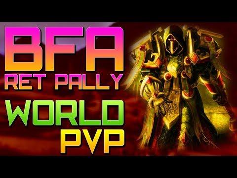 Bfa war mode - level scaling works - bfa ret paladin pvp