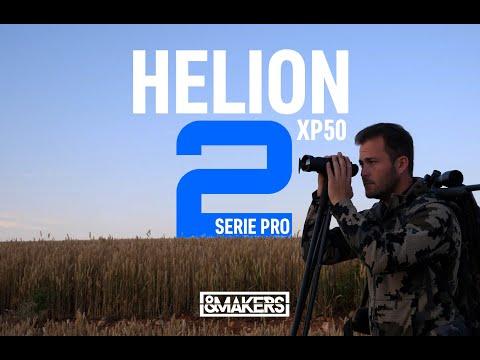 Ronda nocturna con el HELION 2 XP50 PRO
