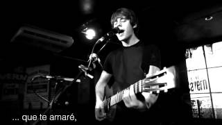 Jake Bugg - Like Dreamers Do (Cover) [Subtitulada]