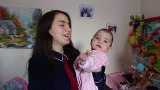 VLOG Алиса пробует ЕДУ. Рум тур. Сняли квартиру Насте и Кате!!!