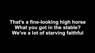 Hozier - Take Me to Church - LYRICS