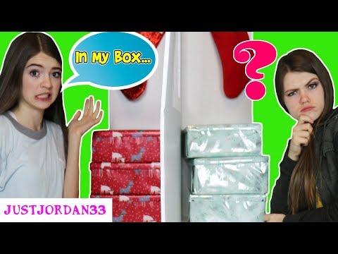 Christmas BOX OF LIES / JustJordan33