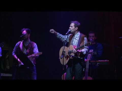 Kevin Johansen video Dios de la marea - Teatro Sony 2016
