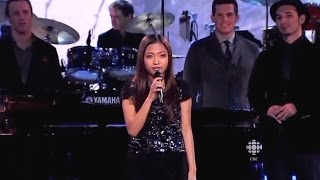 Charice Sings 'The Prayer' with The Canadian Tenors
