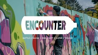 Great video of the graffiti competition at this years event
