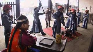 Video : China : PingYao 平遥, ShanXi Province - video