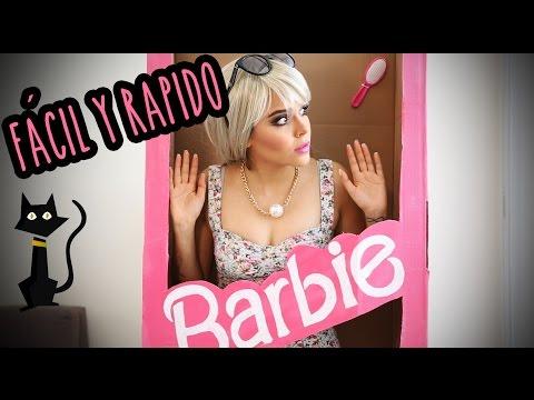 DISFRÁZATE DE BARBIE ♥ - Yuya