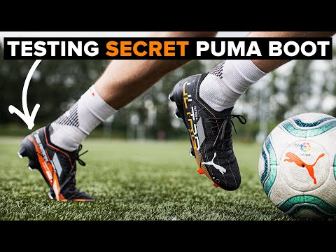 New SECRET speed boot from PUMA?! | Play Test & first impression