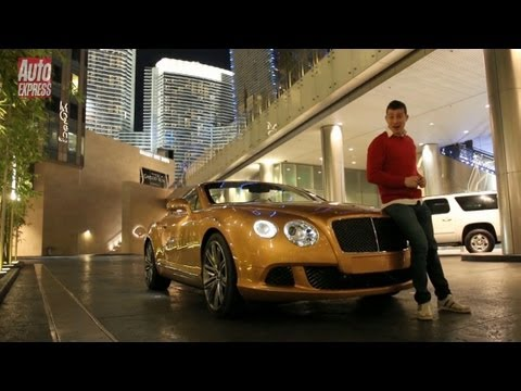 Bentley GT Speed Convertible Review
