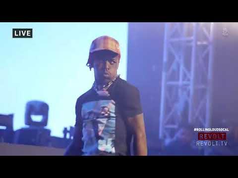 Lil Uzi Vert Live | Rolling Loud | SoCal 2017 (FULL SET)