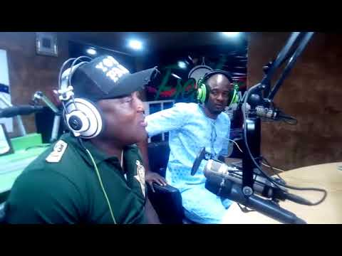 EXCLUSIVE INTERVIEW WITH KING SAHEED OSUPA ON HIS ACHIEVEMENT SO FAR, AT FRESH FM IBADAN