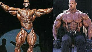 The Biggest Bodybuilder In History - Paul Dillet