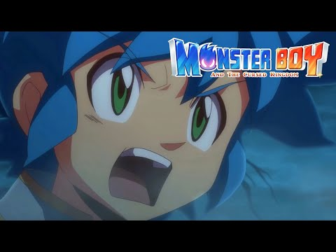 Trailer de Monster Boy and the Cursed Kingdom