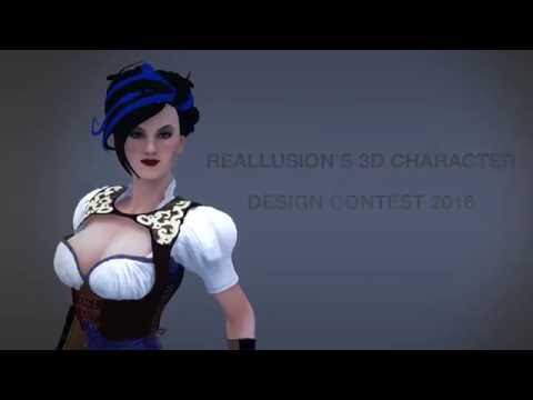 WINNERS - 2016 3D Character Design Contest — polycount
