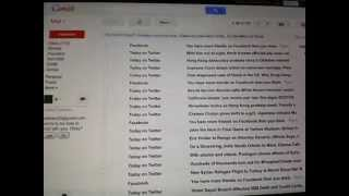 GET RID OF SOCIAL & PROMOTIONS TABS IN GMAIL!