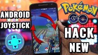 joystick for pokemon go mod apk