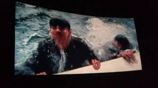 The difference between imax theaters and an original screening Dunkirk 70mm IMAX vs 35mm theater