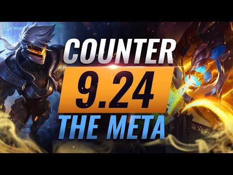 Counter The Meta: BEST Counterpicks For EVERY ROLE - Patch 9.24 - League of Legends Season 10