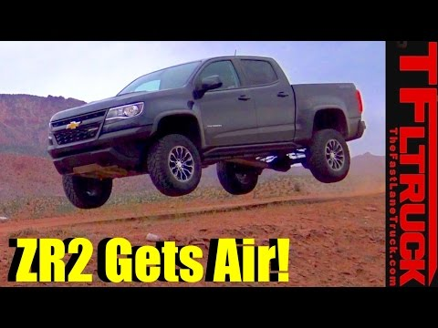 2017 Chevy Colorado ZR2 Off-Road Review: Top 5 Surprising Facts