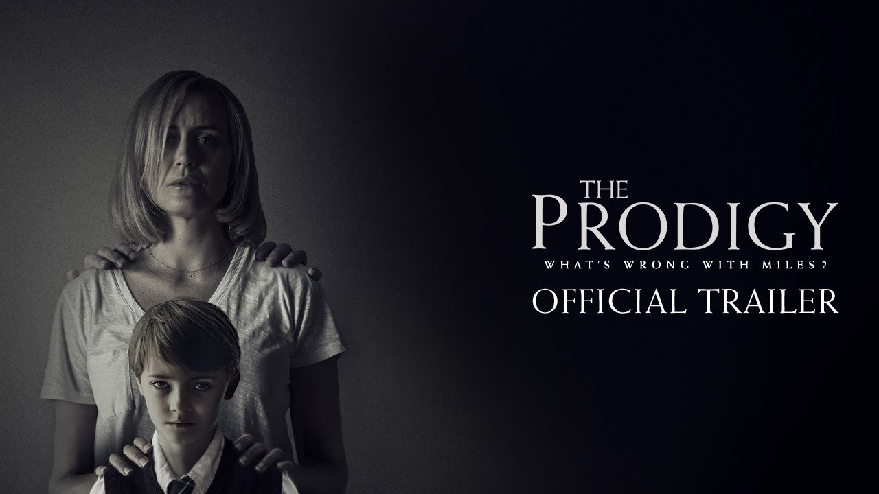 >THE PRODIGY Official Trailer (2019)