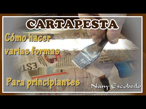 CÓMO HACER CARTAPESTA (PARA PRINCIPIANTES)