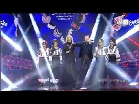 Ethno Republic & Surorile Osoianu - Discover Moldova | Semifinal | Eurovision Moldova 2017