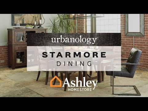 Brown Starmore Dining Room Chair View 4 Video