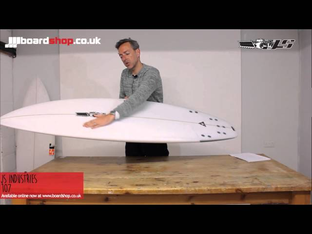 JS Industries 107 Surfboard Review