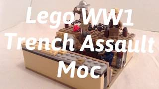 lego ww1 trench tutorial - Free video search site - Findclip Net