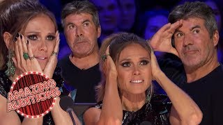 Try Not To CRINGE! When Amazing Acts Go WRONG!   Amazing Auditions