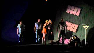 CENTRAL CITY OPERA -- THE SEVEN DEADLY SINS (2011): Clip 2 - Gluttony and Lust