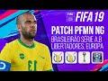 PATCH PFMN v4 - BRASILEIRÃO SÉRIE A & B, LIBERTADORES, COPA DO BRASIL, MUNDIAL! FIFA 19