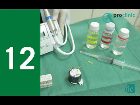 12 - Instruments for Endodontics