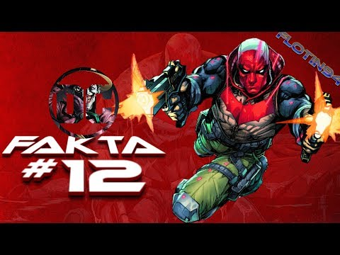 DC Fakta #12 - RED HOOD