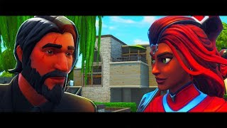 How John Wick Killed His Five Girlfriends - A FORTNITE SHORT FILM