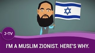 WATCH a Muslim Zionist explain his journey to Zionism against all the odds and why YOU should suppor