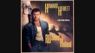 Howard Hewett - I'm For Real (HQsound)