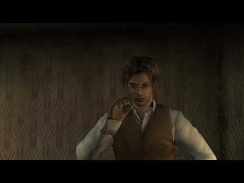 Silent Hill 3 - Vincent and Claudia HD (1080p 60fps)