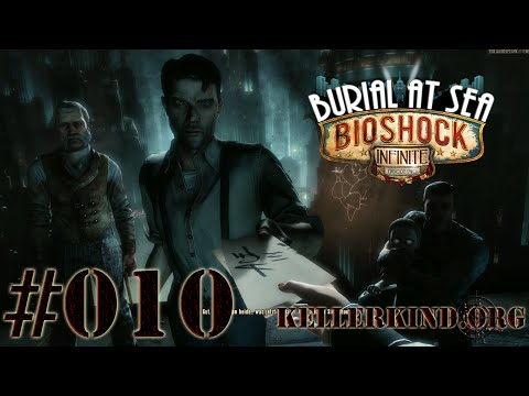 Bioshock Infinite - Burial at Sea EP.2 #010 - Das Ass im Ärmel [Ende] ★ [HD|60FPS]
