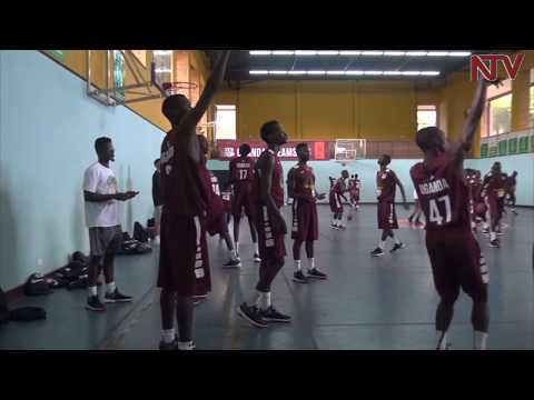 Giants of Africa youth basketball clinic kicks off