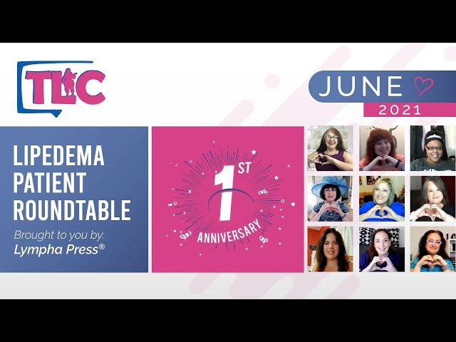The Lipedema Roundtable – June 2021