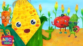 Vegetables Song (2D) | Cocomelon (ABCkidTV) Nursery Rhymes & Kids Songs