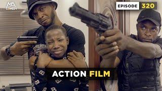 Action Film - Episode 320   Mark Angel Comedy