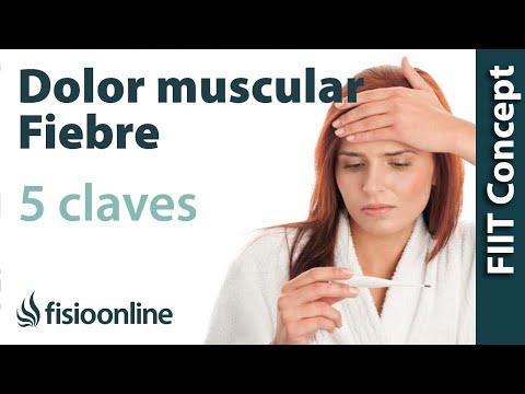 5 cosas que debes saber sobre fiebre y dolor muscular